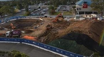 Time-lapse video of car parking works