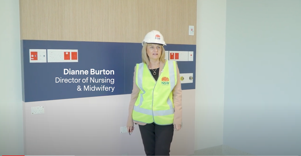 New spaces set to improve the patient experience at Nepean Hospital